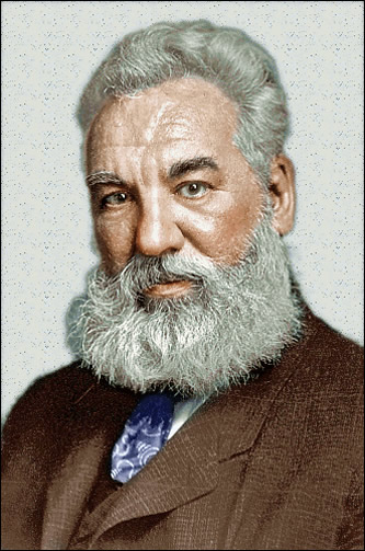 Who was president when alexander graham bell invented the telephone in 1876