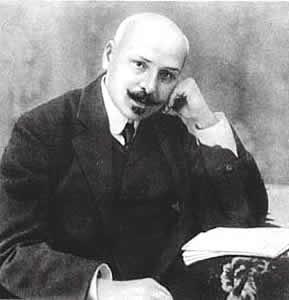 Ближайший к большевикам писатель