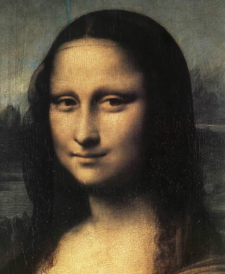 ... Мона Лиза. (Джоконда, Джиоконда) - Mona Lisa: www.abc-people.com/data/leonardov/002-mona-face.htm