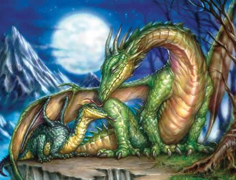 2012 - Год Дракона
