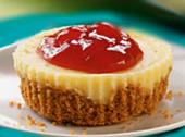Mini Cheesecakes for NY