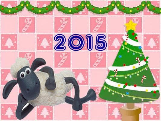 Стенгазета на новый год 2015 год своими
