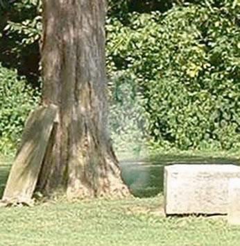 Призрак девочки на кладбище в охио