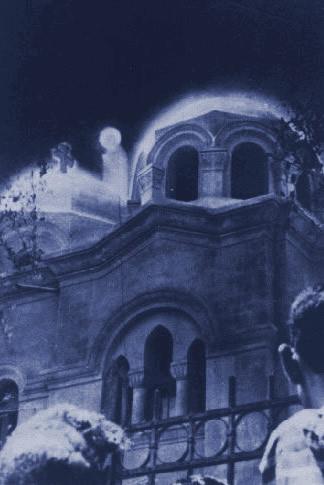 Явление Девы Марии в 1968 в Зейтауне, Египет - фото