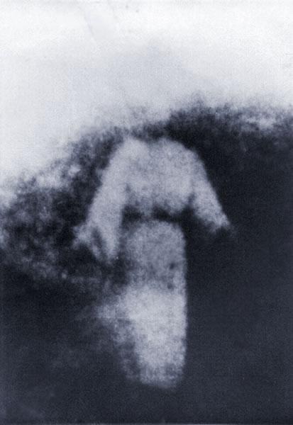 Явление Иисуса Христа из облаков - 1