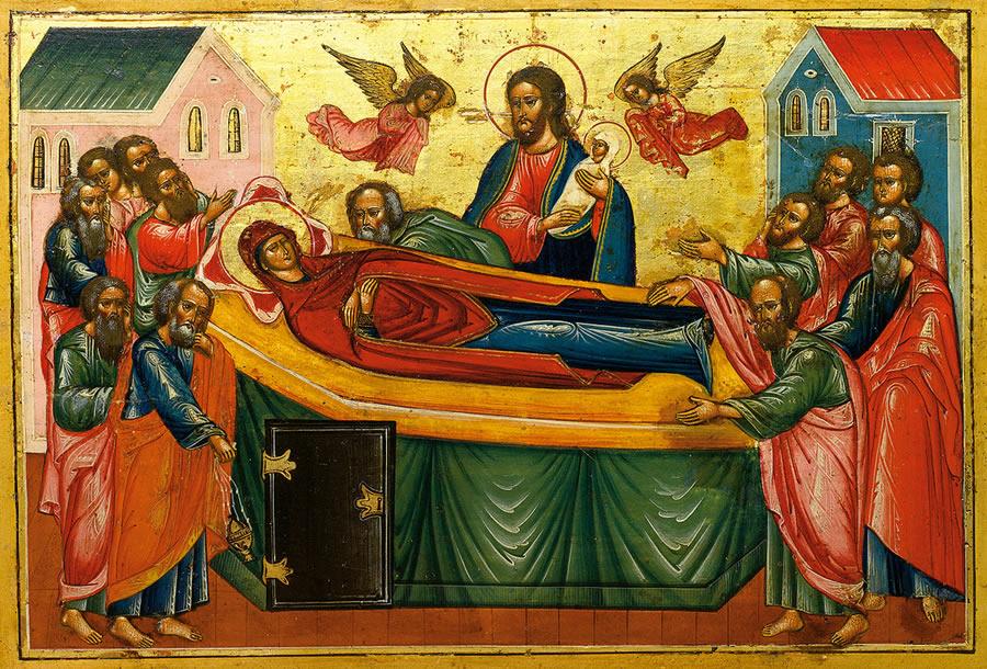 Картинки по запросу иконы успение божией матери