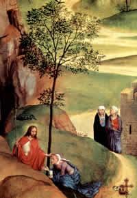 Мария Магдалина и Жены-мироносицы