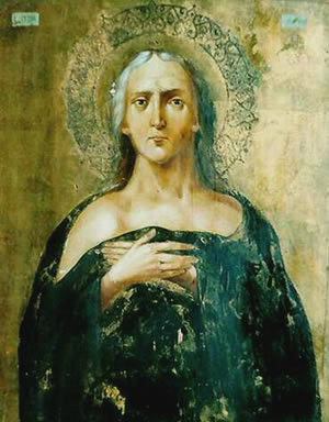 Мария, египетская : история жизни, раскаяние, встреча с Зосимой