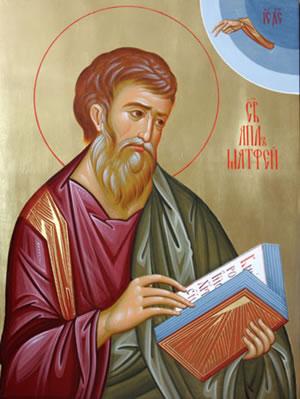 Резултат слика за Святой апостол и Евангелие от Матфея