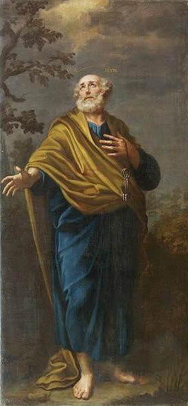 апостол петр знакомство с иисусом
