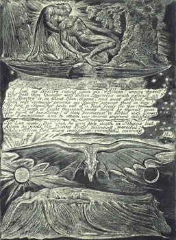 William Blake - The Nightmare