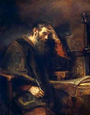 Святой апостол Фома