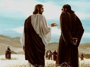 Фома, тебе не хватает веры; тем не менее, я принимаю тебя. Следуй за мной