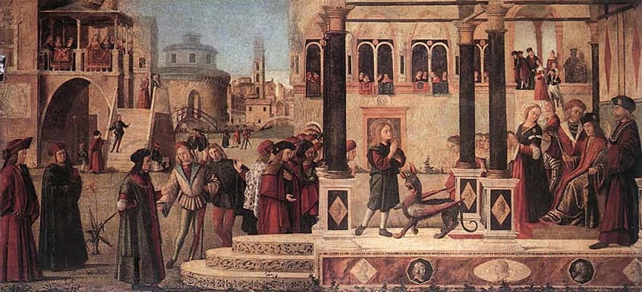 Трифон святой мученик